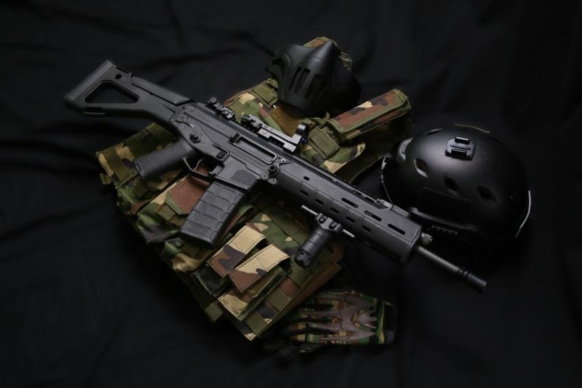 Airsoft Domain: Airsoft Assault Rifle Replica and Gear