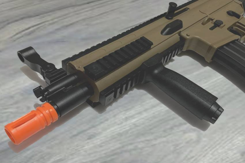 Airsoft Domain: Is It Illegal to Remove the Orange Tip from an Airsoft Gun?